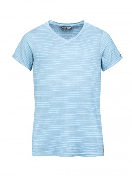 V-Neck light blue