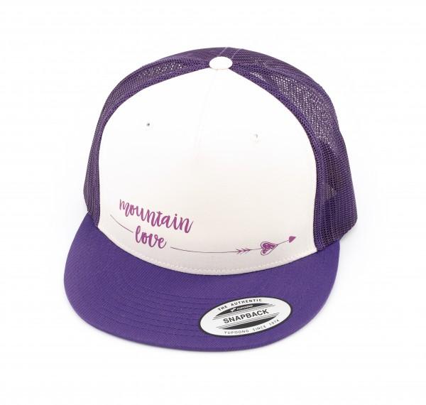 Cap Mountain Love violet