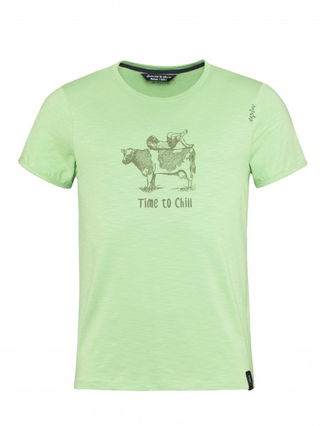 Cow light green
