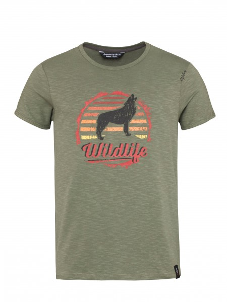 Wildlife dark olive