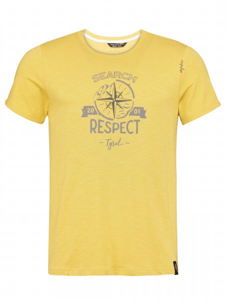 T-Shirt Search Respect senf