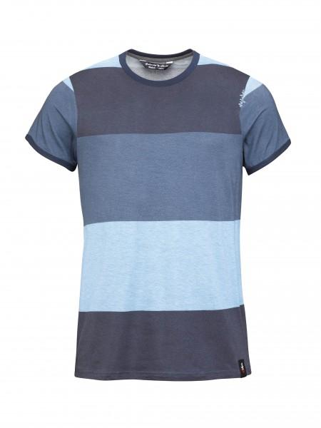 David Striped blue multicolor