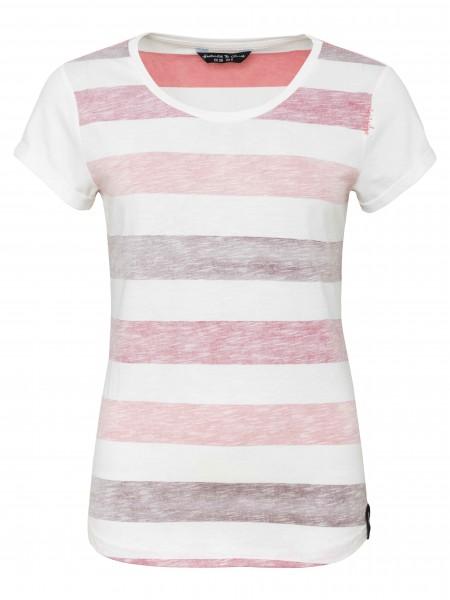 Ötztal Stripes pink multicolor