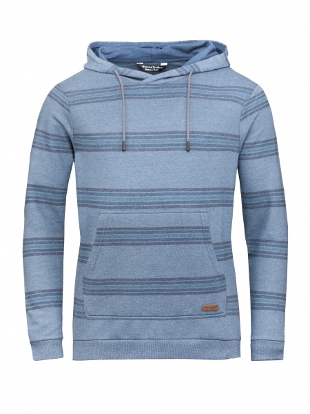 Interlaken blue stripes